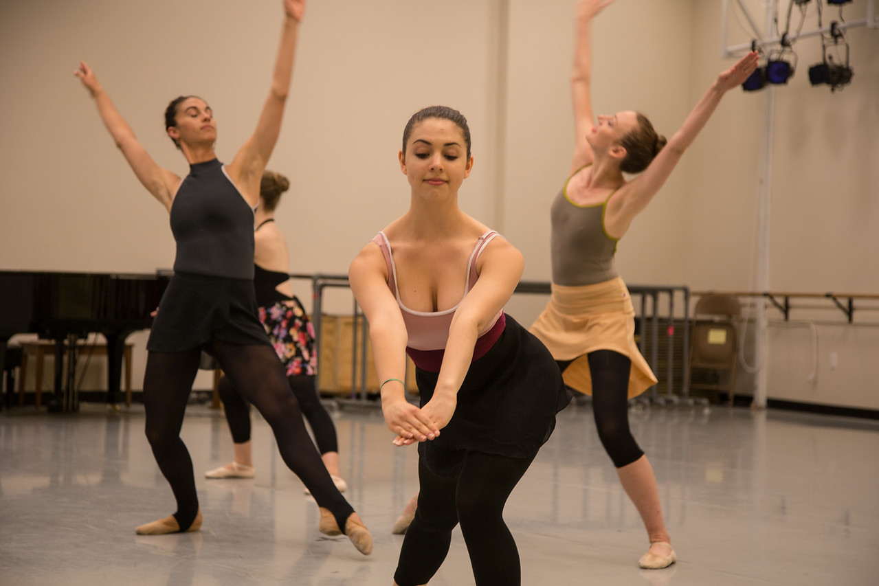 Summer Dance Intensive Photo by Jeff Malet