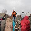 Stas Dymkovskyy, Shelter NFI Officer, IDP