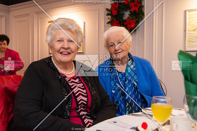 Yvonne Wilson and Dorothy McCaffrey. Picture: Ronan McGrade
