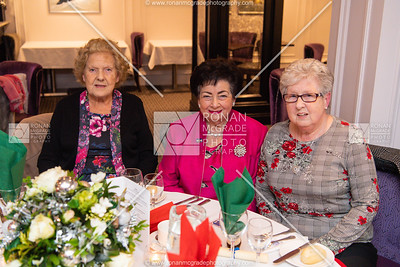 Gean Carson, Heather Loughlin and Valerie Watson. Picture: Ronan McGrade