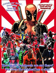 Cosplay N.Y.C. | Issue #30 (Jan. 2014)