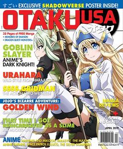 Otaku USA | April 2019