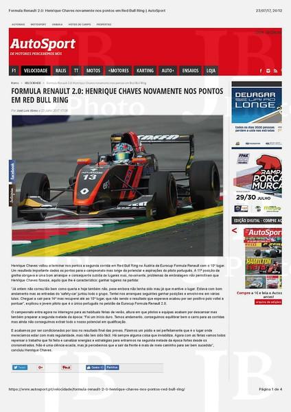 Autosport 23-07-2017