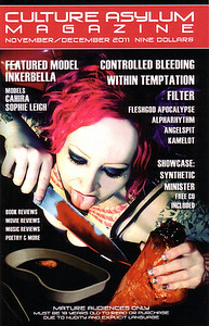 Culture Asylum Magazine | Nov./Dec. 2011