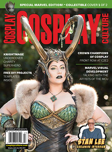 Cosplay Culture | June/July 2017