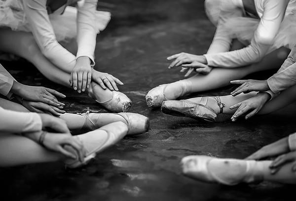 Ballet Shoes - Chania Photo Festival 2021- Greece-