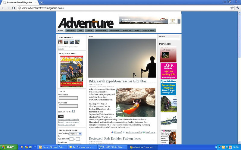 adventure travel mag