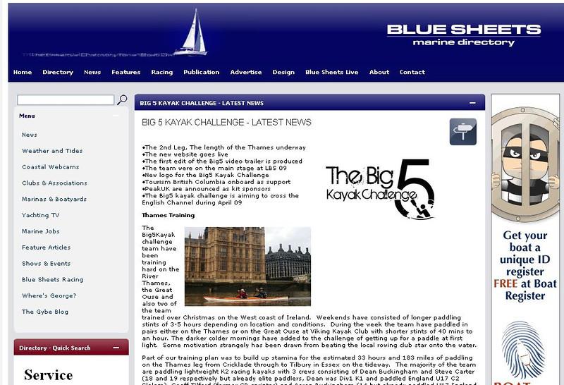 Copy of blue sheets