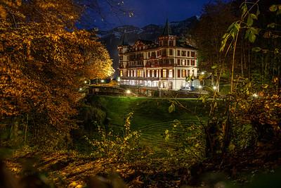 Grandhotel Giessbach am Brienzersee