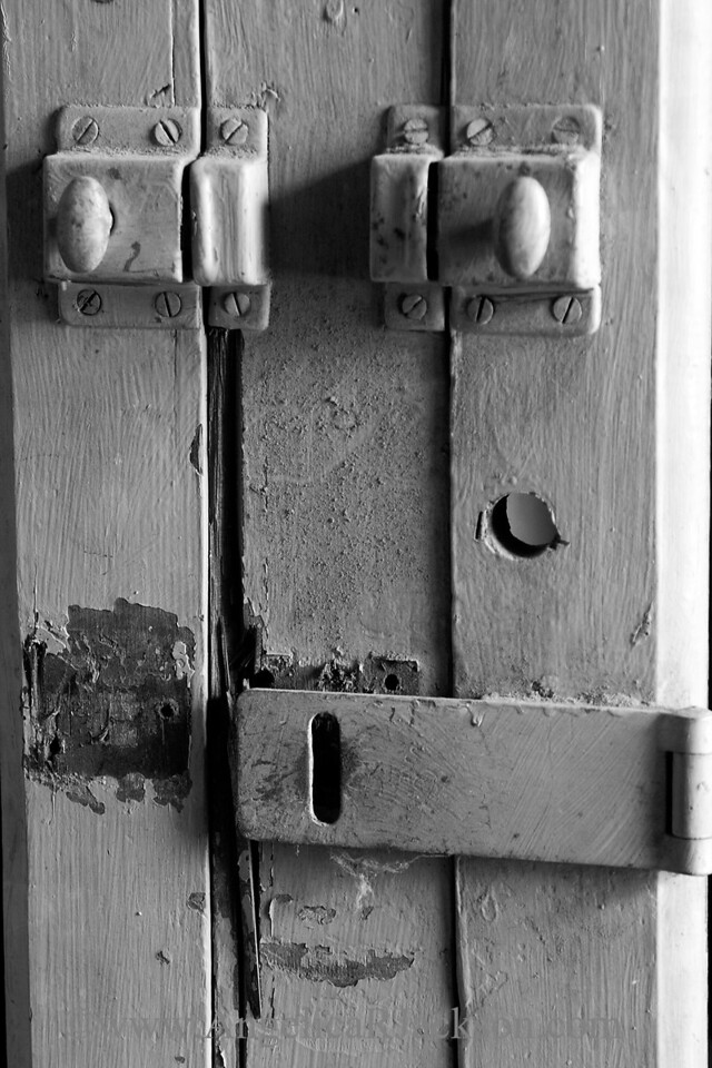 """""""Safe""""<br /> Detail of the pie safe<br /> May 2010"""