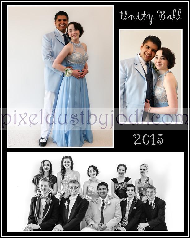 Preston High Prom / Unity Ball