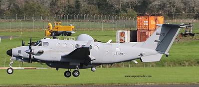 00283 MC12W U.S. ARMY (RONIN26) @ Prestwick (EGPK)