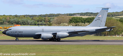 58-0089KC135T US Air Force @ Prestwick Airport (EGPK)