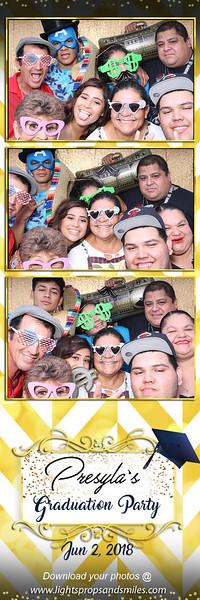 Presyla's Graduation Party