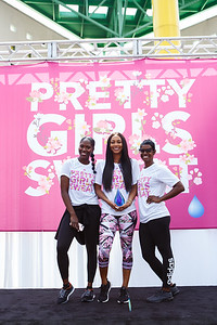 2017 Pretty Girls Sweat Fest Atlanta held at the Georgia Freight Depot in Atlanta, GA. (B. Alyssa Trofort/Pretty Girls Sweat)