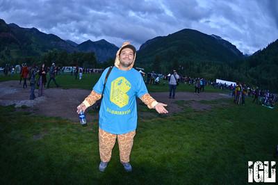 Pretty Lights Episodic Festival - Telluride Town Park - Telluride, CO - August 25-26