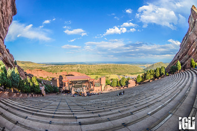 Pretty Lights - Red Rocks - Morrison, CO - August 12-13