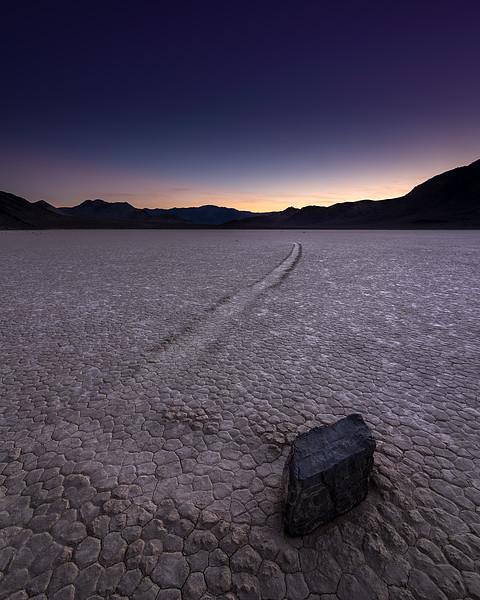 Moving Rock