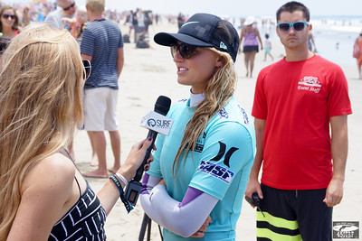 Lakey Peterson! @ Huntington Beach Pier!
