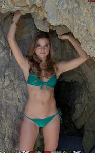 Pretty Swimsuit Bikini Model Goddess
