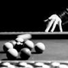 Slimelight pool table