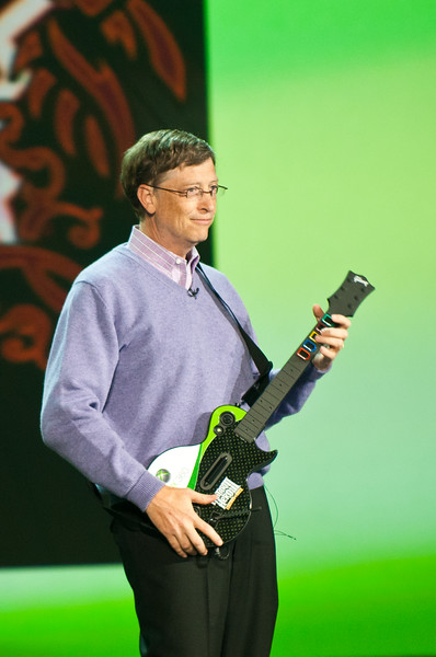 Bill Gates, CEO, Microsoft