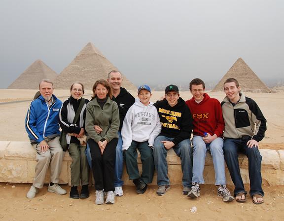 The Pyramids - Egypt