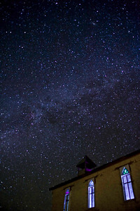 Milky Way in Terlingua, TX