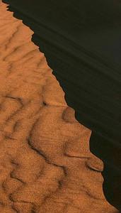 Evening on Mesquite Flats Dunes
