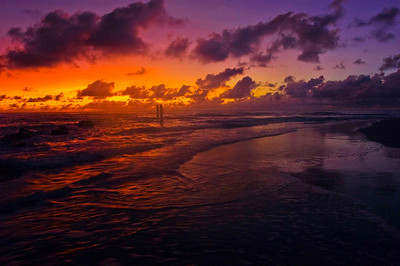 Dawn on Tybee Island 2