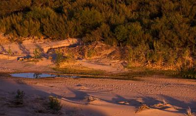 Rio Grande Twilight