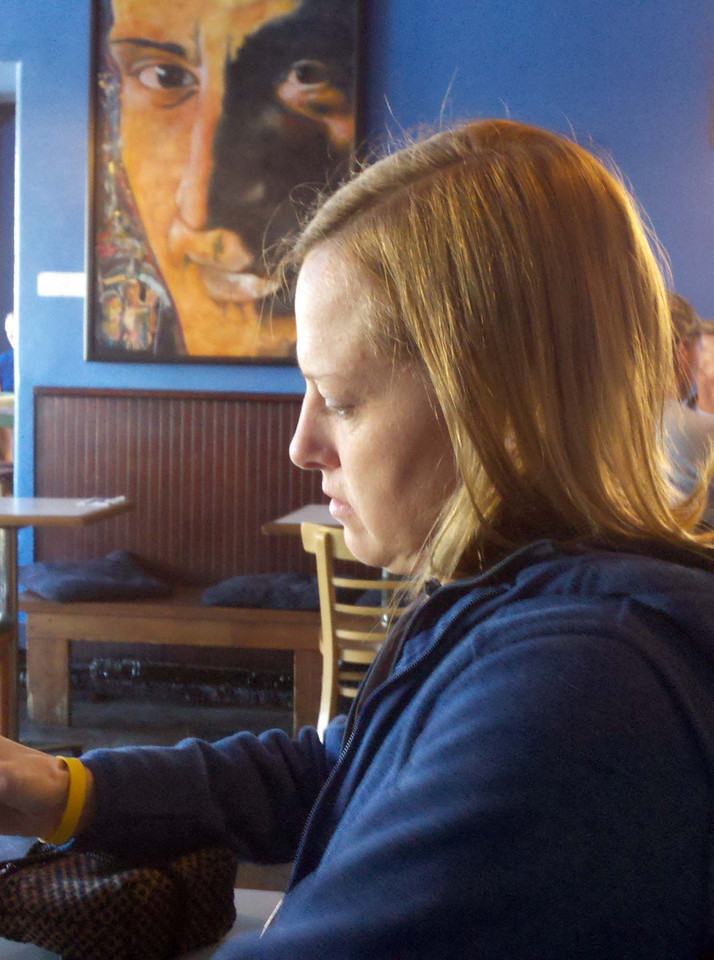 Kim<br /> Tennessee Pass Cafe, Leadville