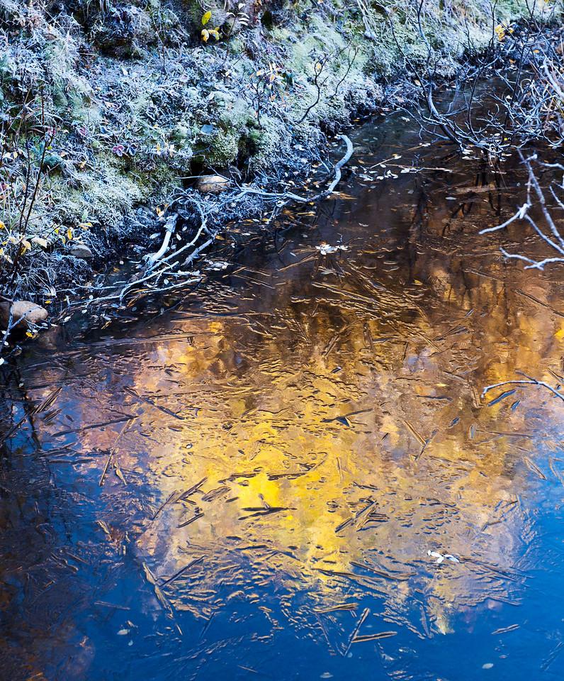 Dawn<br /> Mayflower Gulch, Copper Mountain
