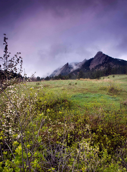 Chautauqua Park - Boulder