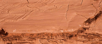 Panel - Antelope House Canyon de Chelly