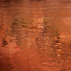 Canyon reflections - Colorado River