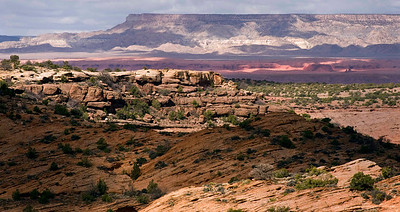 Colors of the desert Canyon de Chelly