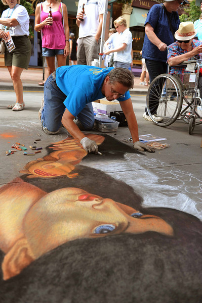 Denver Chalk Arts Festival