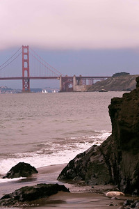 View from China Beach