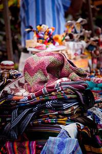 Vendor's wares, Old Town