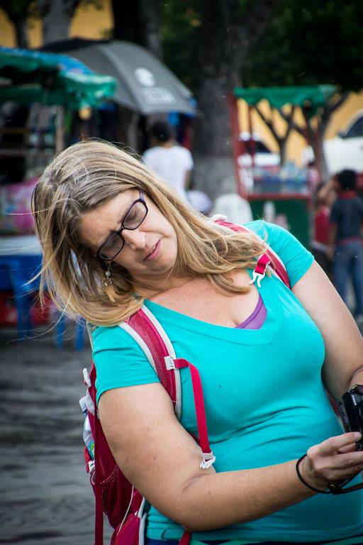Kathy - founder of Empowerment International, leader extraordinaire