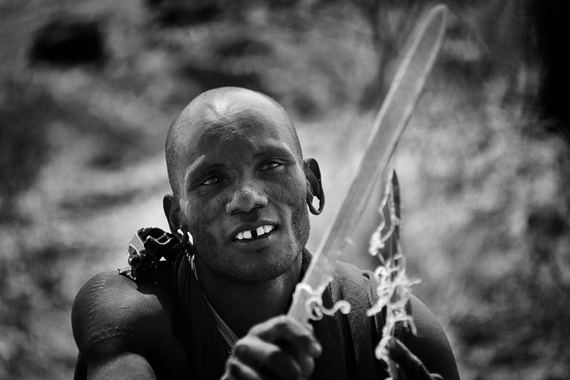 Life in the Maasai Village