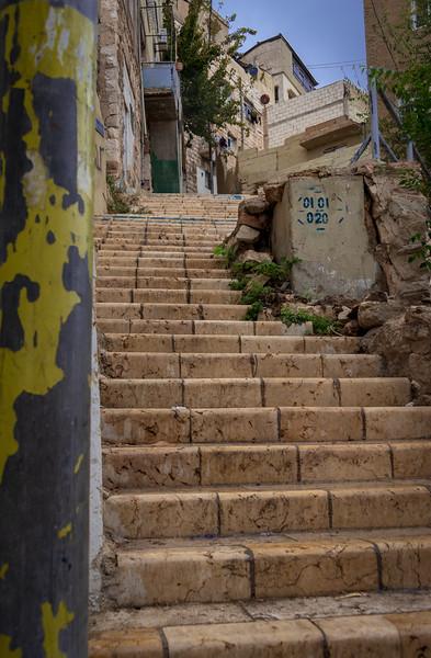 Stairway - locals' shortcut