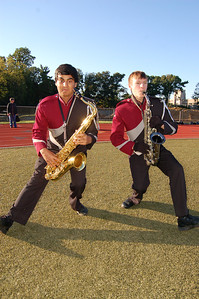 CHS Band 2011 - Seniors at Lower Merion