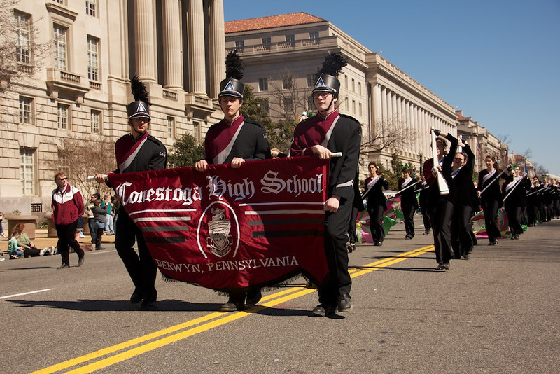 St. Patrick's Day Parade, Washington DC
