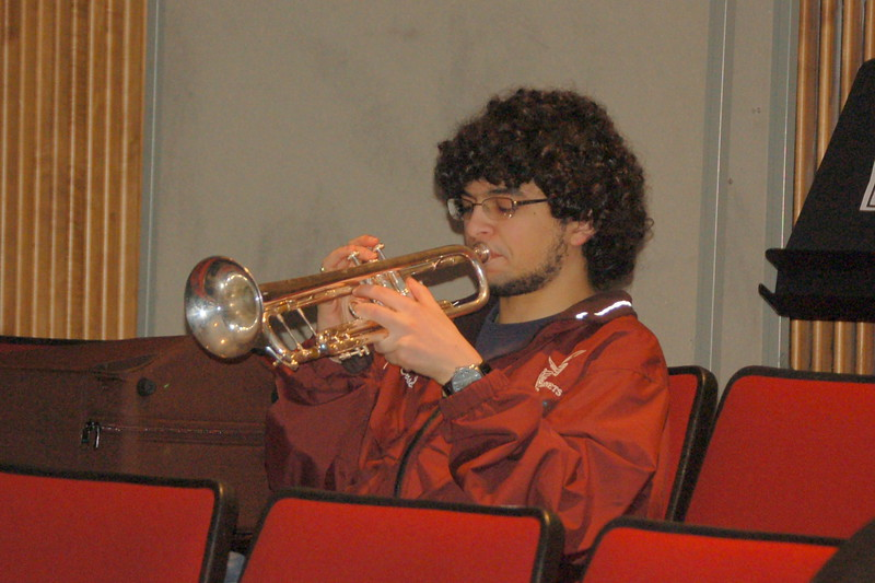 District Band 12 - Conestoga High School, January 2012