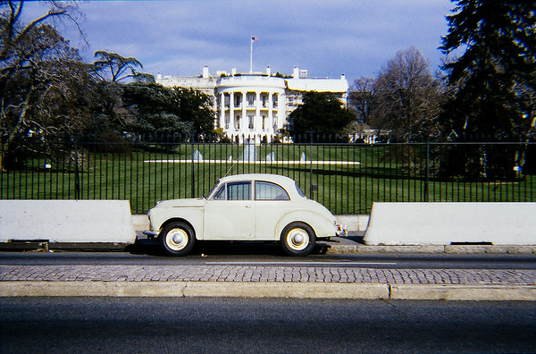 The White House, Washington, DC.