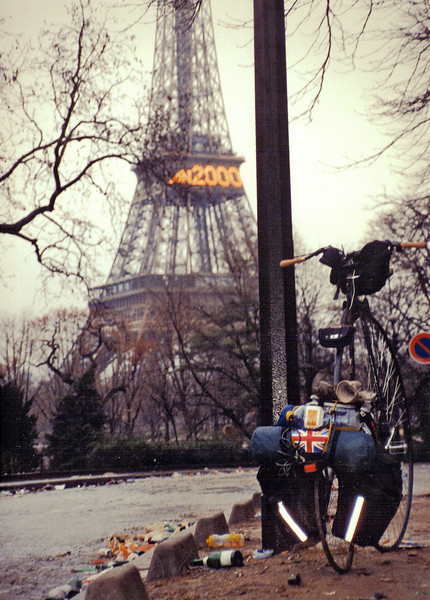 The Eiffel Tower 2000.