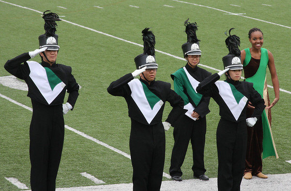 2013-10-05 PESH Marching Invitational (Pre-UIL)
