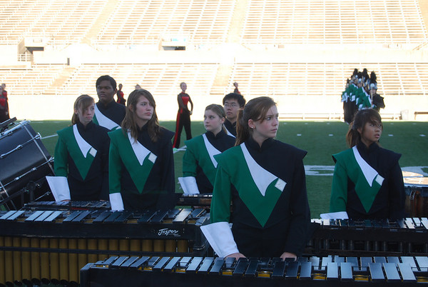2009 UIL Marching Contest